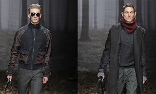 Trussardi Fall Winter 2013 Menswear Collection