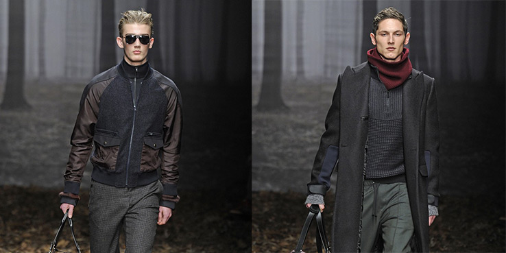 Trussardi Fall Winter 2013 Menswear 1