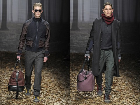 Trussardi Fall Winter 2013 Menswear 2