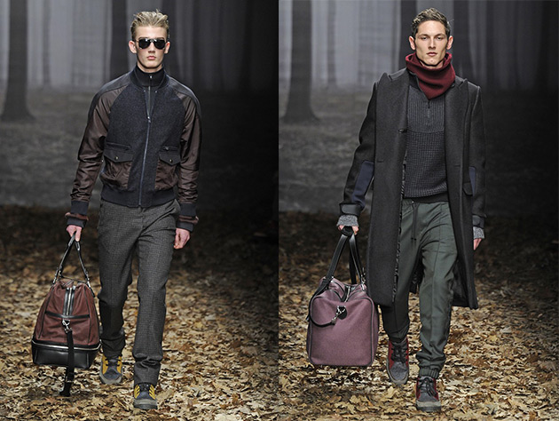 Trussardi Fall Winter 2013 Menswear 2