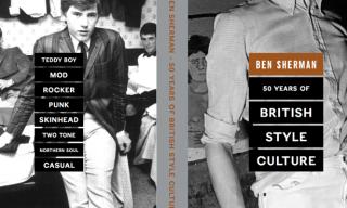 "Ben Sherman present ""50 Years of British Style Culture"" – Josh Sims"