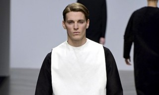 Nicomede Talavera – Central Saint Martins MA Fall Winter 2013 Collection