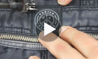 Watch | Porter Classic Reveal 'The Making of Nylon' – Creating the Indigo Collection
