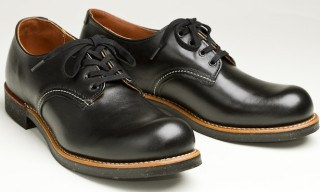 Red Wing Spring Summer 2013 Collection – The Round Toe Oxford & Handsewn Collection
