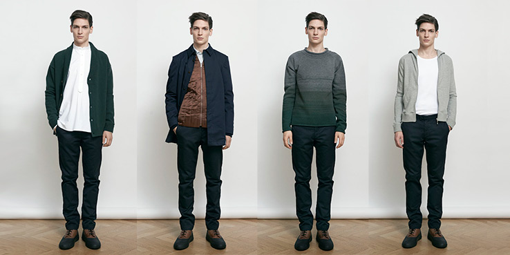 Armoire d´homme Fall Winter 2013 Looks 1