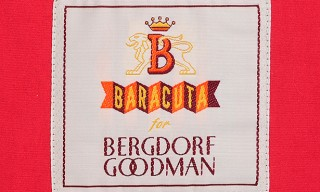 Baracuta for Bergdorf Goodman G4 Surf Jacket