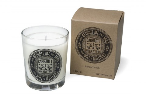 Carhartt WIP x MiN Candle - Smoked Timber Scent 1