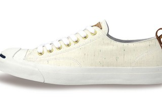Converse Jack Purcell Sneakers in Chambray Fabrics