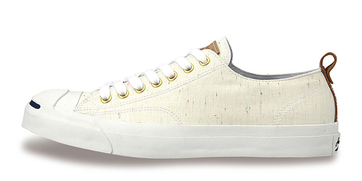 Converse Jack Purcell Sneakers in Chambray Fabrics 1