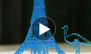Watch | 3Doodler: The World's First 3D Printing Pen