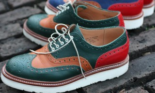 Grenson for Poste Shoes
