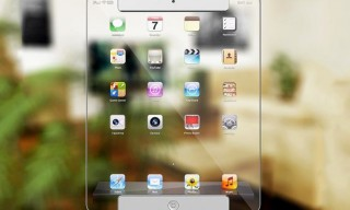 The Transparent iPad – Designer Ricardo Luis Monteiro Afonso