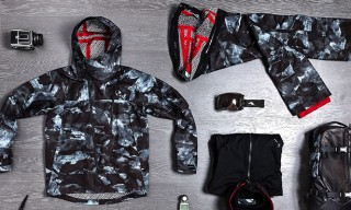 ISAORA x Quiksilver Snowboard Collection Winter 2014