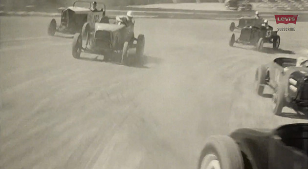Watch | Hot Rod: Circa 1953 by Levis Vintage Clothing