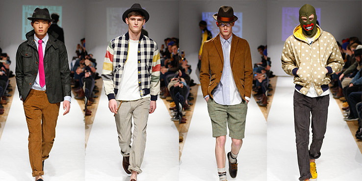 Mark McNairy Fall 2013 - 1