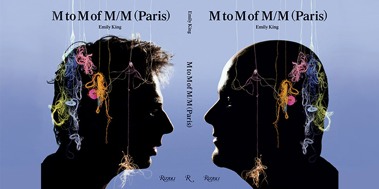 """M to M of M/M (Paris)"" Book from Rizzoli - Look Inside 1"
