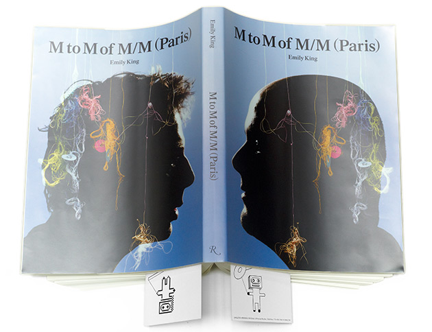 """M to M of M/M (Paris)"" Book from Rizzoli - Look Inside 2"