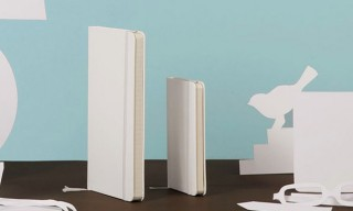 Moleskine Releases White Notebooks