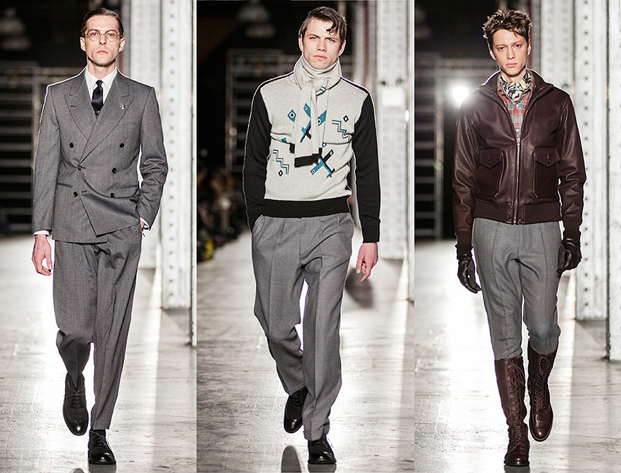 N. Hoolywood Fall Winter 2013 Runway 1