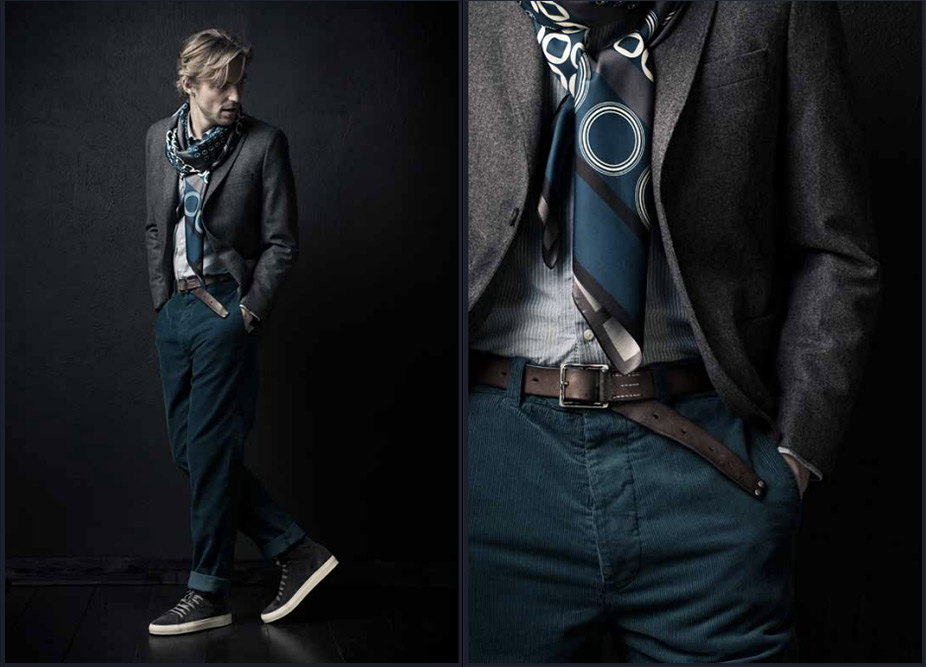Officine Generale Fall Winter 2013 Menswear 1