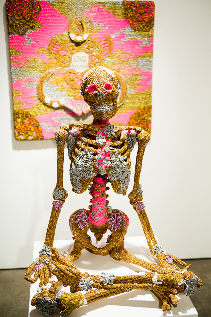 olek-at-jonathan-levine-exhibition-13