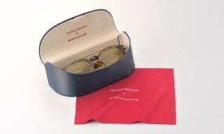Oliver Peoples for Maison Kitsune Spring/Summer 2013 Eyewear