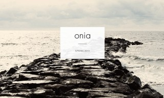 Onia Swim Spring 2013 Lookbook