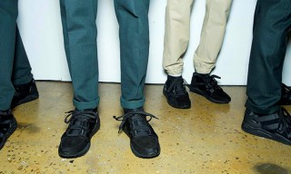 Patrik Ervell and Aldo Rise Fall Winter 2013 Shoes
