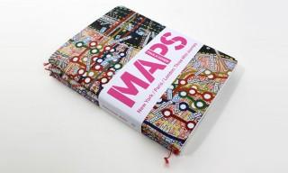 3 Maps Mini Journals Pack by Paula Scher