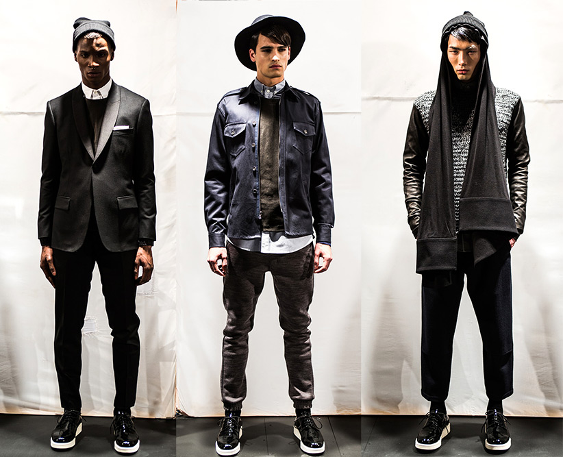 Public School NYC Fall Winter 2013 Presentation 2