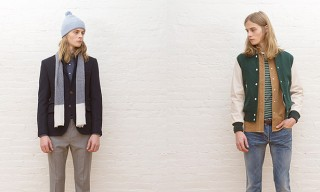 Shipley & Halmos Fall Winter 2013 Lookbook