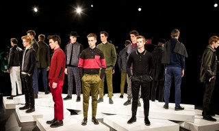 Timo Weiland Fall Winter 2013 Presentation