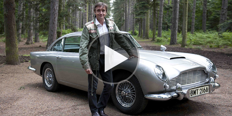 "Top Gear ""50 years Of Bond Cars"" DVD 1"
