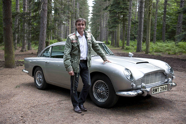 "Top Gear ""50 years Of Bond Cars"" DVD 2"