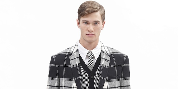 Black Fleece Brooks Brothers - Fall Winter 2013 Collection
