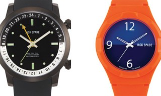 The Jack Spade Watch Collection