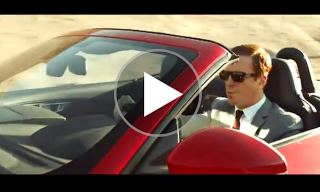 Watch | Jaguar F-Type presents 'Desire' Trailer Starring Damian Lewis – Music by Lana del Rey