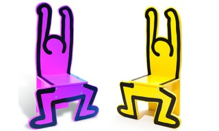 Keith Haring Chair Collection – Made in France by Vilac