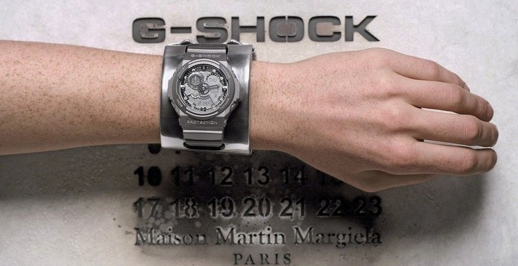 Watch | G SHOCK for Maison Martin Margiela GA 300 Anniversary Watch