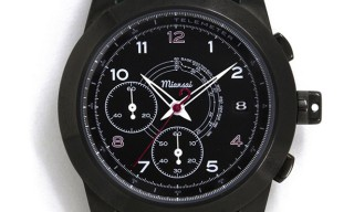 Miansai Introduce their New Watch Collection