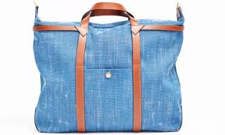 Mismo for Très Bien Store 'Denim' Water-Repellent Tote Bag