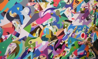 Inside the Brooklyn Studio of Japanese Artist Tomokazu Matsuyama