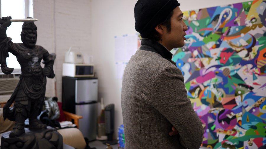 Tomokazu Matsuyama-Studio-22