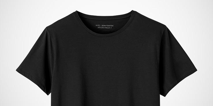 A.P.C. Jean Touitou T-Shirts 2