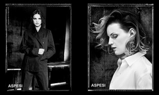Aspesi Spring Summer 2013 Men's Collection on Beautiful Women