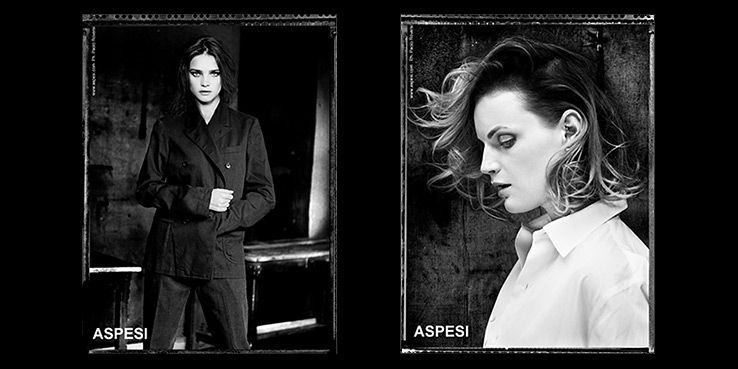 Aspesi Spring Summer 2013 Men's Collection on Beautiful Women 2