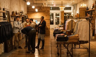 Carson Street Clothiers NYC Shop Now Open – A Look Inside