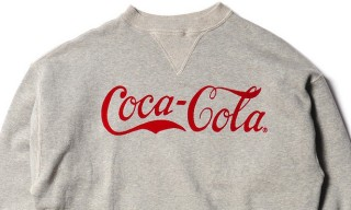 Human Made for Coca-Cola V-Stitch Sweatshirt