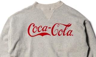 Human Made for Coca-Cola V-Stitch Sweatshirt