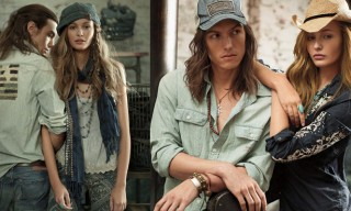 Denim & Supply Ralph Lauren Spring Summer 2013 Lookbook